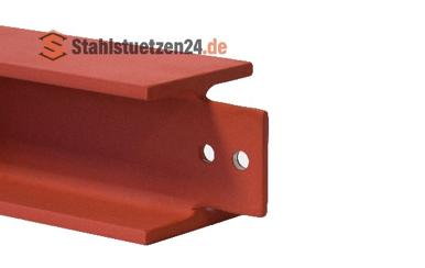 Stahlträger - Veranschaulichung Auslinkung
