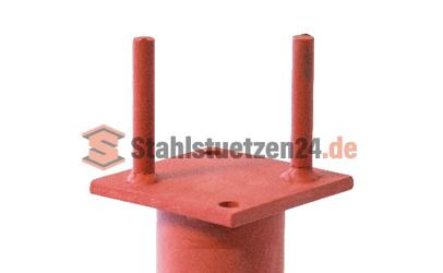 Stahlträger - Veranschaulichung Dorn