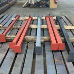 Stahlstützen diverse Komissionen